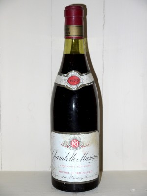 Vins de collection Chambolle-Musigny Chambolle-Musigny 1975 Michel de Seignauld