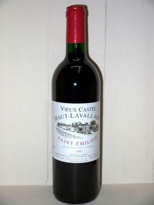 Grands vins Autres appellations de Bordeaux Vieux Castel Haut-Lavallade 1997