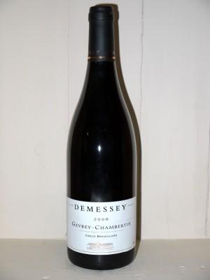"Gevrey-Chambertin ""Creux Brouillard"" 2009 Maison Demessey"