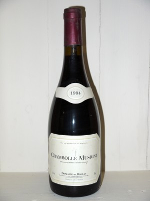 Vins grands crus Chambolle-Musigny Chambolle-Musigny 1994 Domaine de Brully