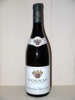 Vins de collection Volnay Volnay 2003 Dufouleur Père et fils