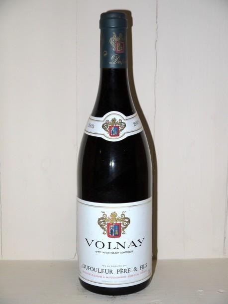 Volnay 2003 Dufouleur Père et fils
