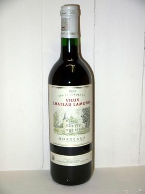 Vieux Château Lamothe 1999