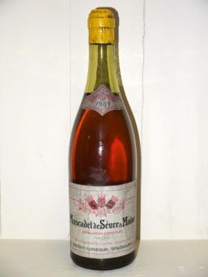 Vins de collection Loire Muscadet de Sèvres & Maine 1959 Ets Antoine Guilbaud