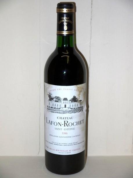 Château Lafon-Rochet 1986