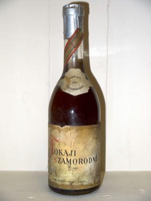 Tokaji Szamorodni Dry 1952