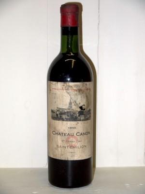 Château Canon 1955
