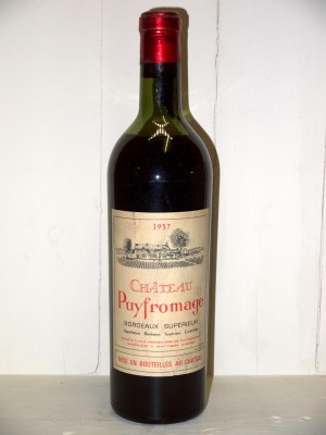 Château Puyfromage 1957