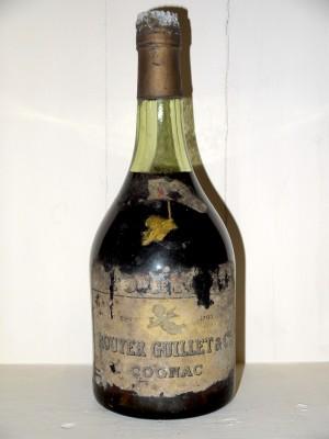 Cognac ancien Rouyer guillet réserve de l'ange années 50