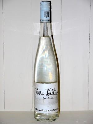Eau de Vie millesime Grande eau-de-vie La duchesse poire williams Distillerie Peltey