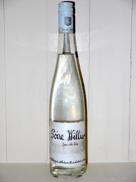 Grande eau-de-vie La duchesse poire williams Distillerie Peltey