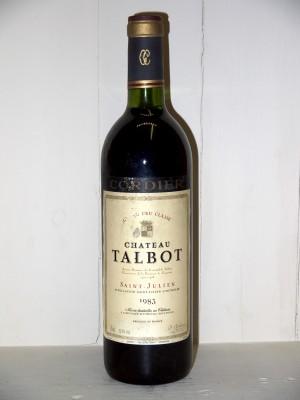 Château Talbot 1983