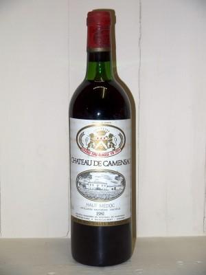 Château Camensac 1981
