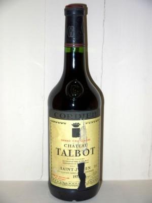 Château Talbot 1973