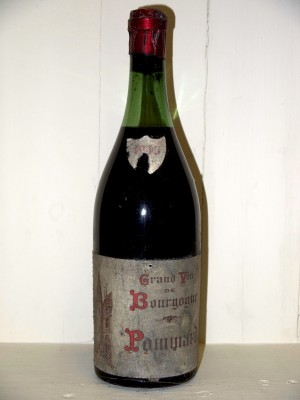 Vins de collection Pommard Pommard 1945