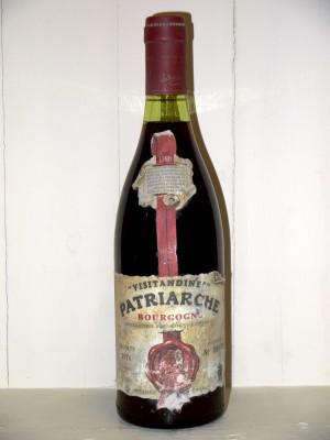 Bourgogne 1976 Patriarche Père et fils