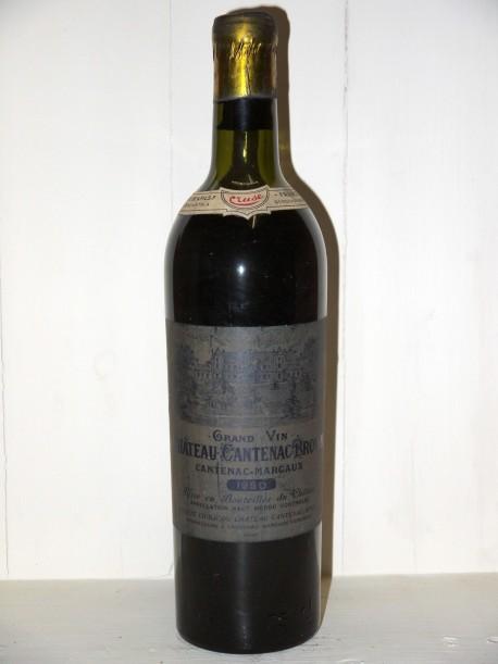 Château Cantenac Brown 1950