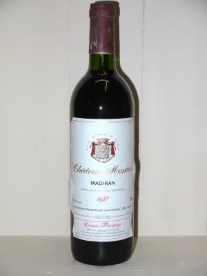 "Château Montus 1987 ""Cuvée Prestige"""
