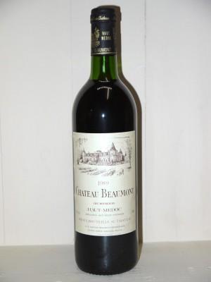 Château Beaumont 1989