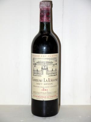 Grands vins Haut-Médoc Château La Lagune 1981