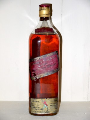 Johny Walker Red Label Années 70 (114cl)