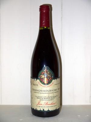 Chassagne Montrachet 1999 Jean Bouchard