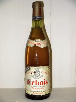 Arbois 1982 Fruitière Vinicole d'Arbois