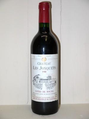 Château Les Jonquets 1988