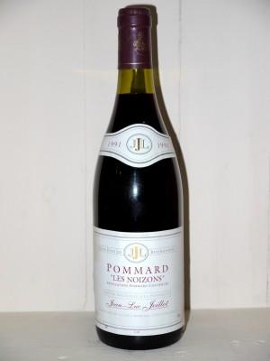 """Vins anciens Pommard Pommard """"Les Noizons"""" 1991 Domaine Jean Luc Joillot"""