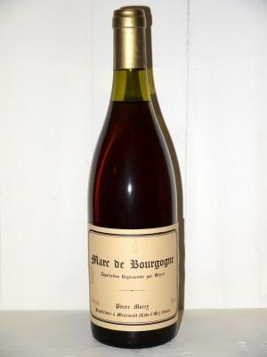 Marc de Bourgogne Domaine Pierre Morey Années 80