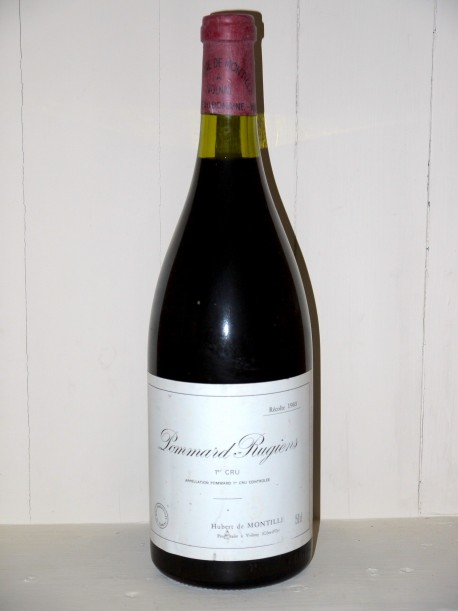 Magnum Pommard-Rugiens 1er Cru 1983 Domaine  de Monthille