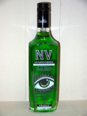 NV made with absinthe plants