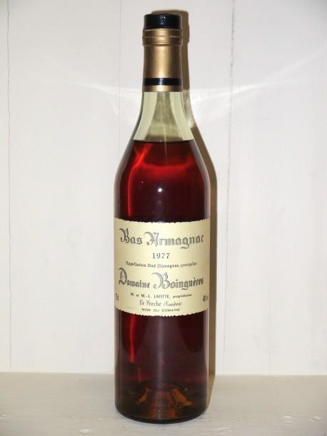 Bas Armagnac 1977 Domaine Boingnères