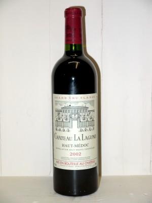 Grands crus Pomerol - Lalande de Pomerol Château La Lagune 2002