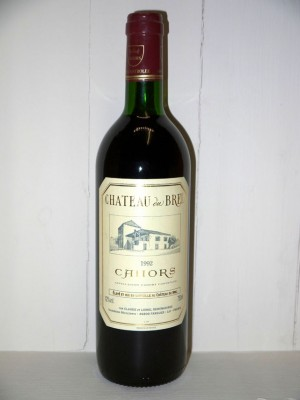 Vins grands crus South West Château du Brel 1992