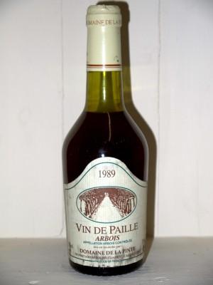 Vin de Paille Arbois 1989 Domaine de la Pinte