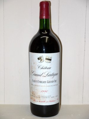 Magnum Château Grand Lartigue 1990