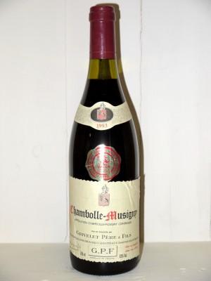 Chambolle-Musigny 1993 Grivelet Père et fils
