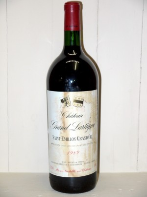 Magnum Château Grand Lartigue 1989