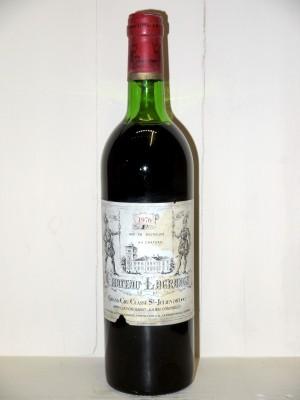 Château Lagrange 1976