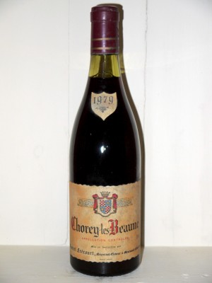 Chorey-les-Beaune 1979 Marcel Frécourt