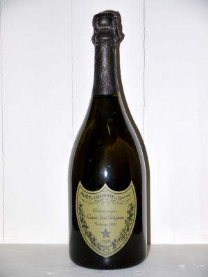 Champagne Dom Perignon 1990