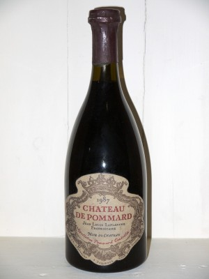 Château de Pommard 1987