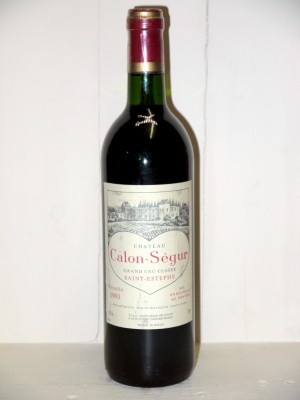 Château Calon-Ségur 1993