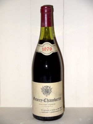 Gevrey-Chambertin 1979 Domaine Zibetti