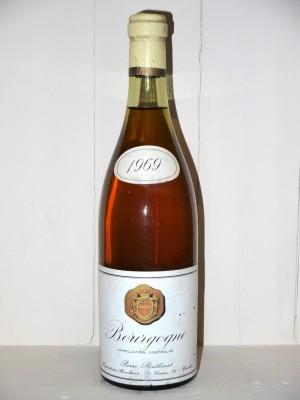 Bourgogne 1969 Domaine Pierre Bouthenet