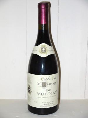Volnay 2007 Léon Roux
