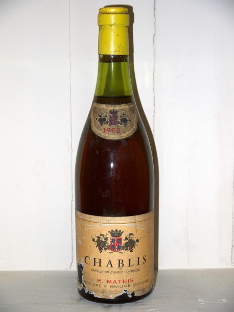 Chablis 1962 R.Mathis