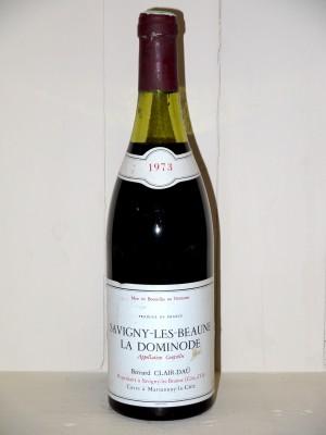 "Savigny-Les-Beaune ""La Dominode"" 1973 Domaine Clair-Daü"