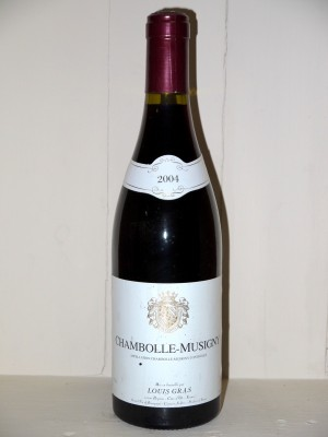 Chambolle-Musigny 2004 Louis Gras